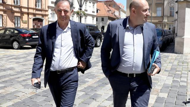 Zagreb: Predstavnici manjina dolaze na sastanak s premijerom