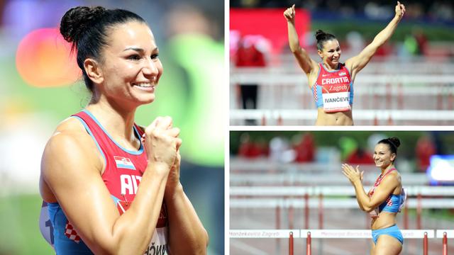 Andrea skinula hrvatski rekord pa skoro zaplakala nakon utrke