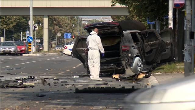 Detalji eksplozije u Beogradu: Stojanoviću postavili C4 pod sjedalo, aktivirali ga daljinski?