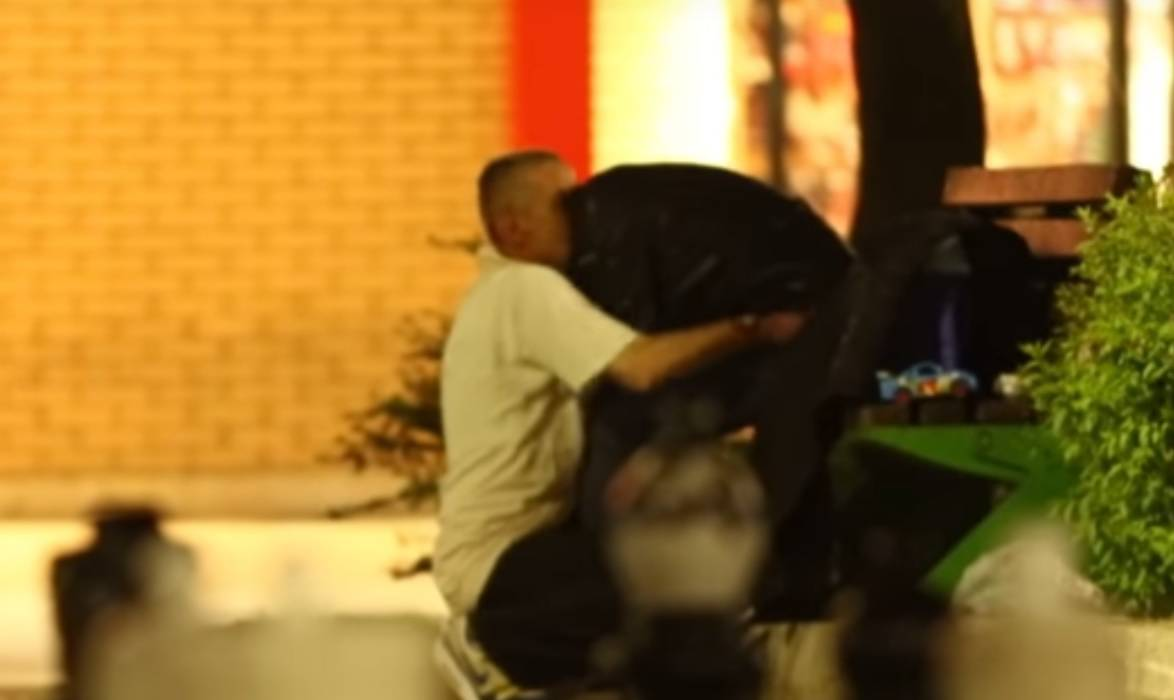 Sirove strasti usred Sarajeva: Par se nije mogao iskontrolirati