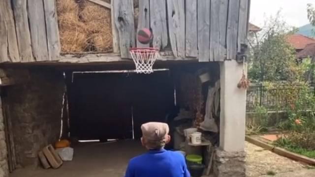 Marjanovićev video je viralan: Idemo Sveto, idemo za tri poena