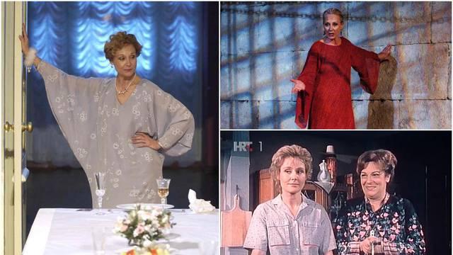 Preminula je glumica Zoja Odak