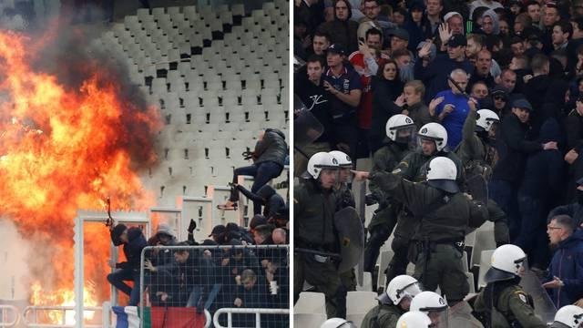 Rat u Ateni: Grci na Nizozemce bacali Molotovljeve koktele...