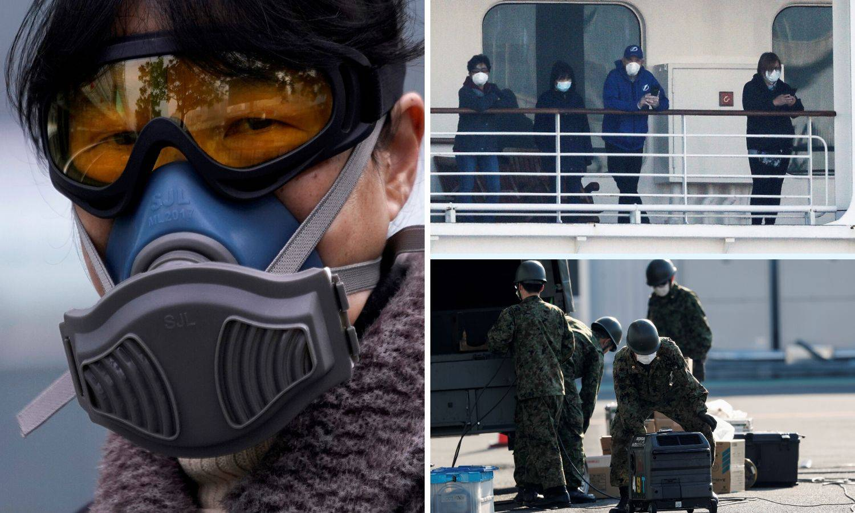 Kruzerom se širi virus: Hrvati su dobro, zaražen Makedonac