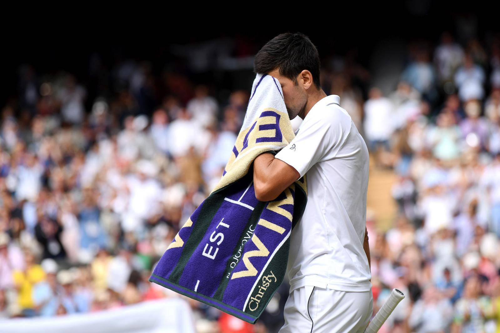 Wimbledon 2019 - Day Thirteen - The All England Lawn Tennis and Croquet Club