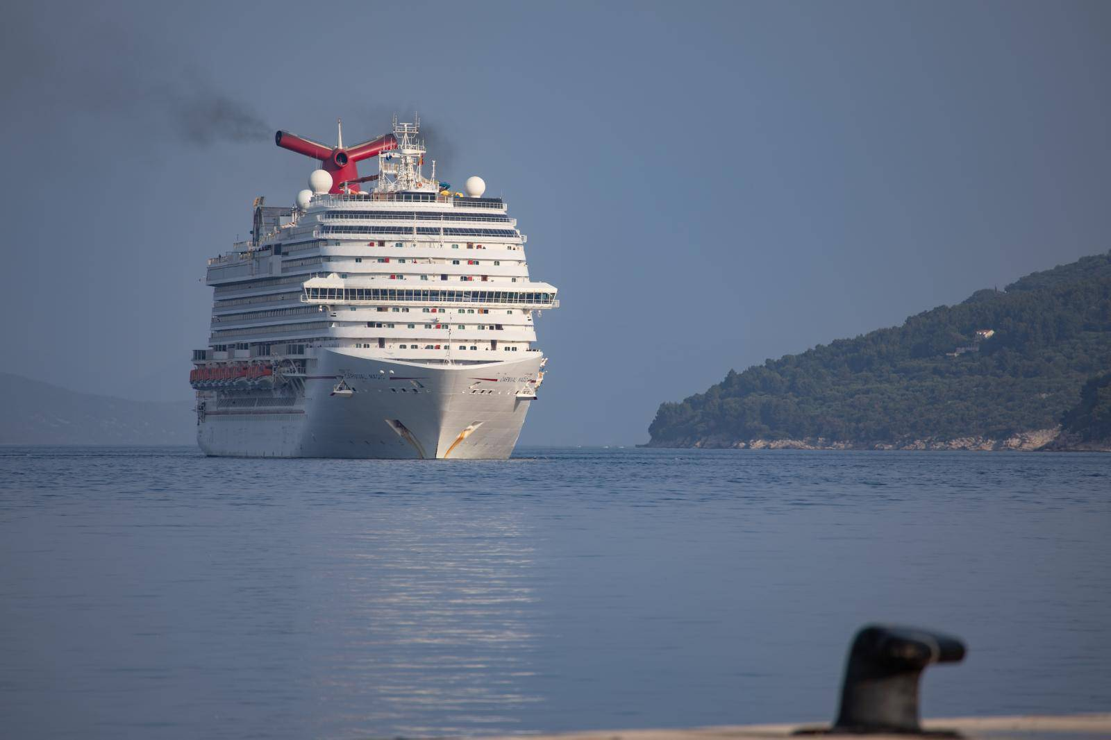 Dubrovnik: U grušku luku uplovio kruzer s pomorcima iz cijelog svijeta
