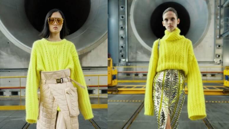 Žuta kao dnevna doza sunca: Kako su hit dizajneri toploj nijansi posvetili dio kolekcija