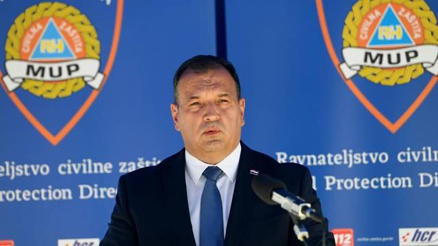 Zagreb: Konferencija za medije Stožera civilne zaštite