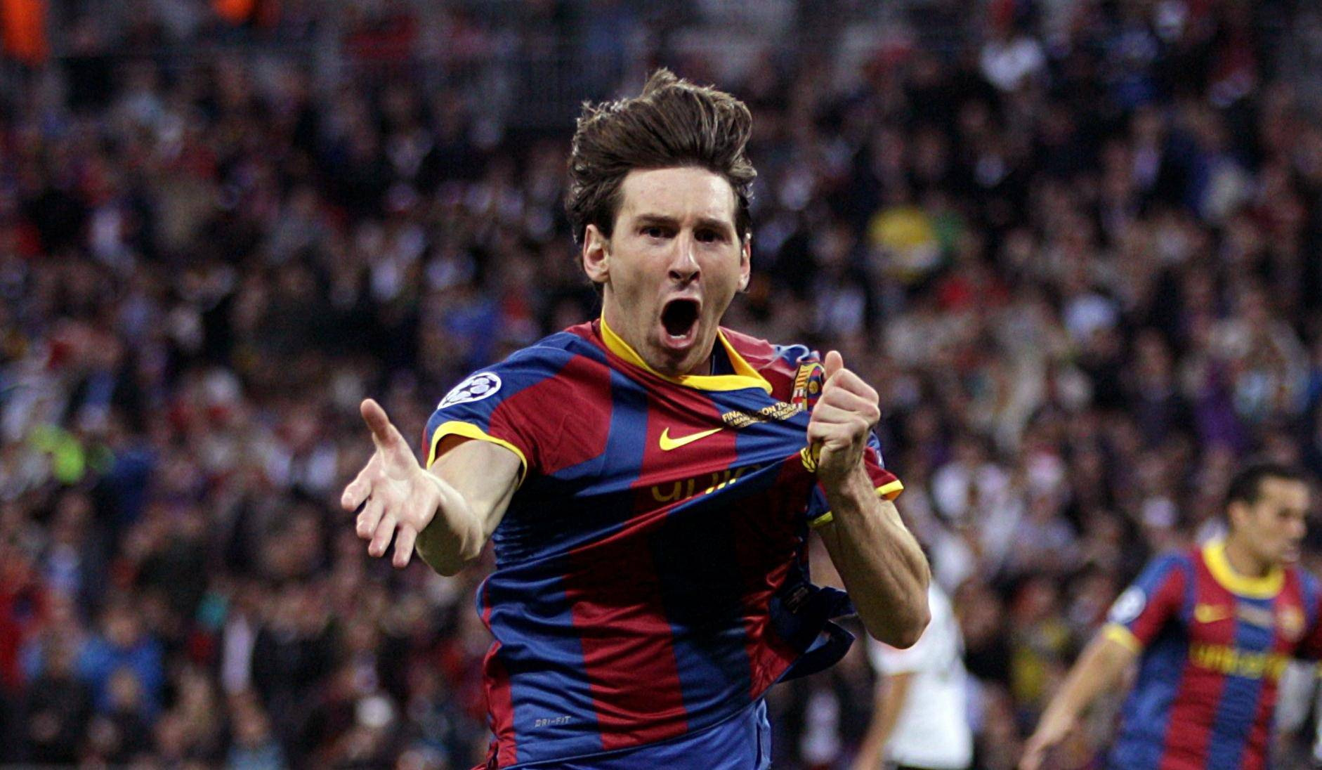 Lionel Messi at 30 Package