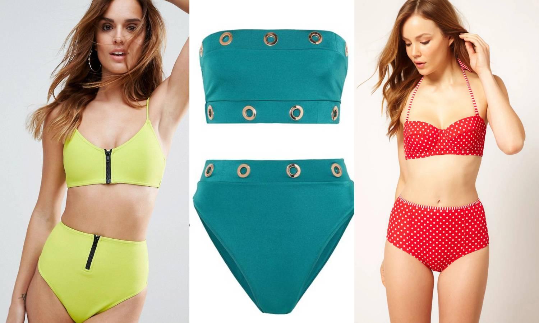 Ljetni trend: 'Bakini' kupaći kostimi inspirirani pedesetima