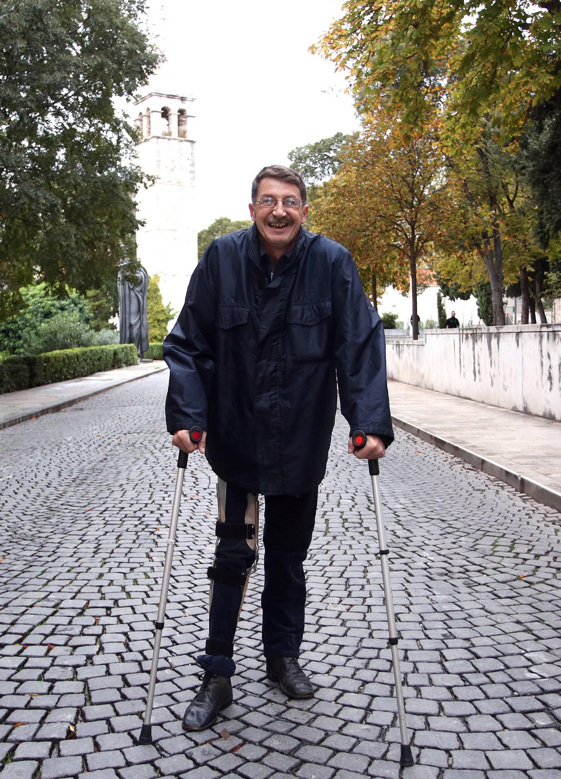 'Nakon teške prometne rekli su mi da više nikad neću hodati'