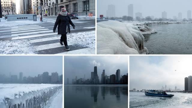 Hrvati iz Chicaga: 'Jezivo je hladno, ali život nam nije stao'