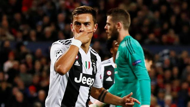 Champions League - Group Stage - Group H - Manchester United v Juventus