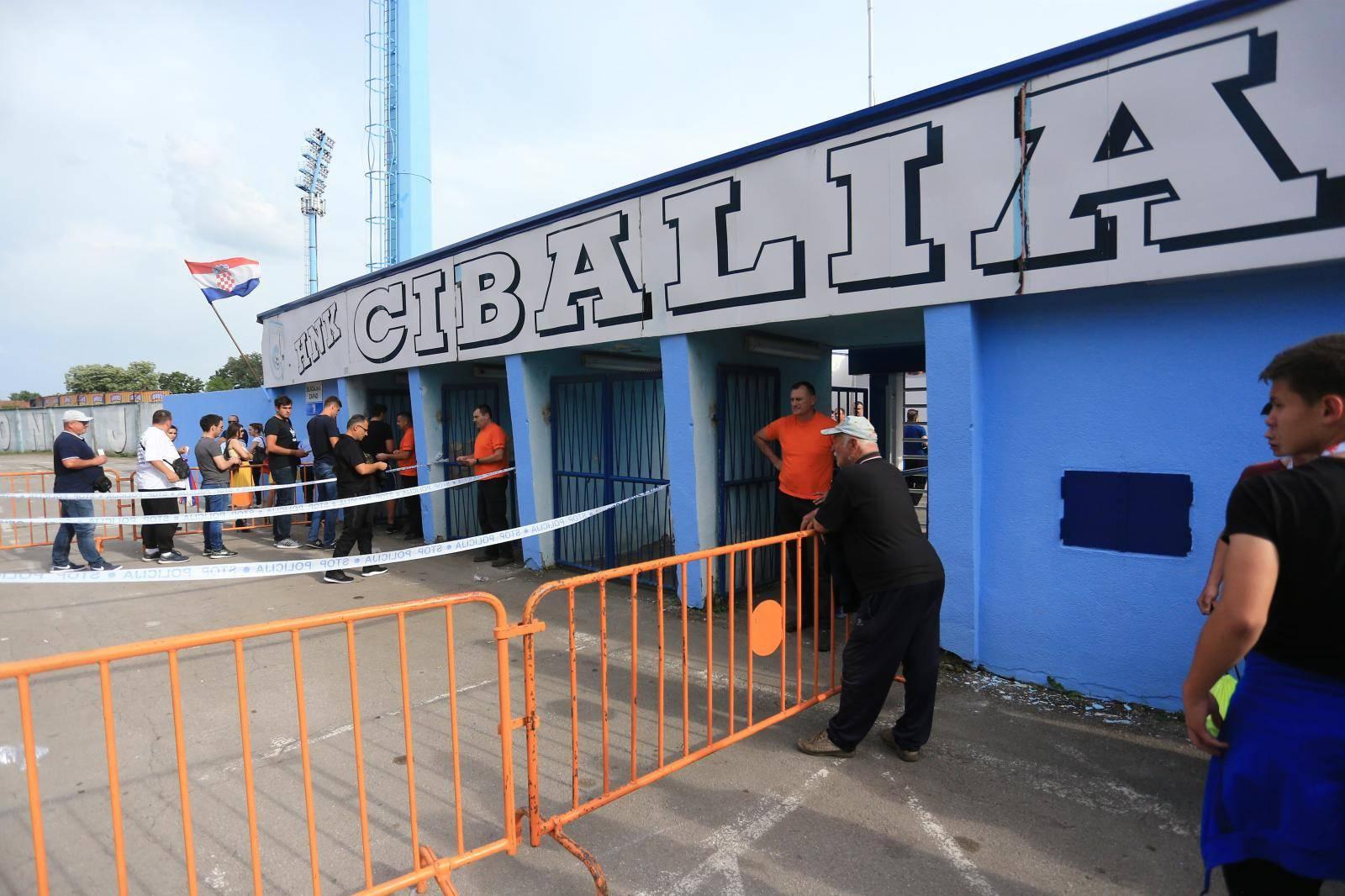 GNK Dinamo - HNK Hajduk