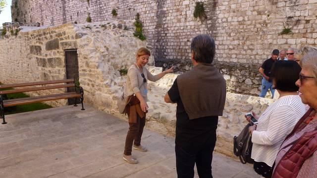 Nema boljeg vodiča od Vlatke: 'Turiste šokiraju mrgodna lica'