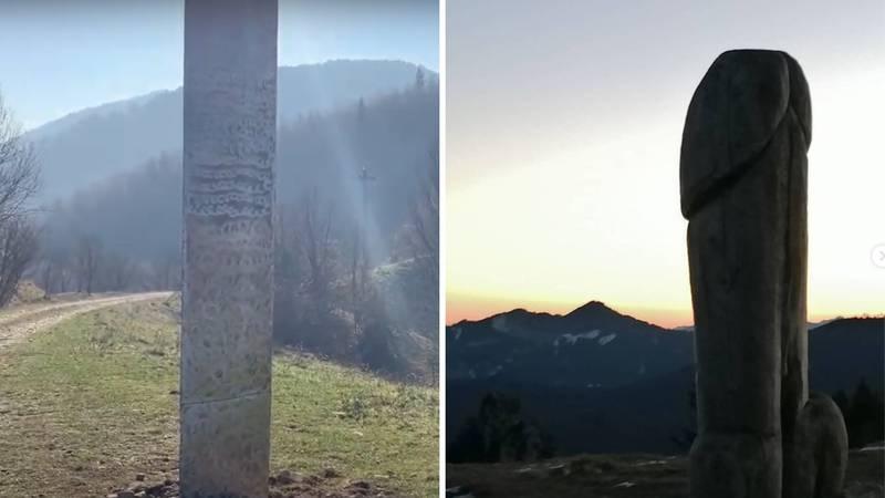 U Rumunjskoj nestao monolit, a u Njemačkoj dvometarski penis