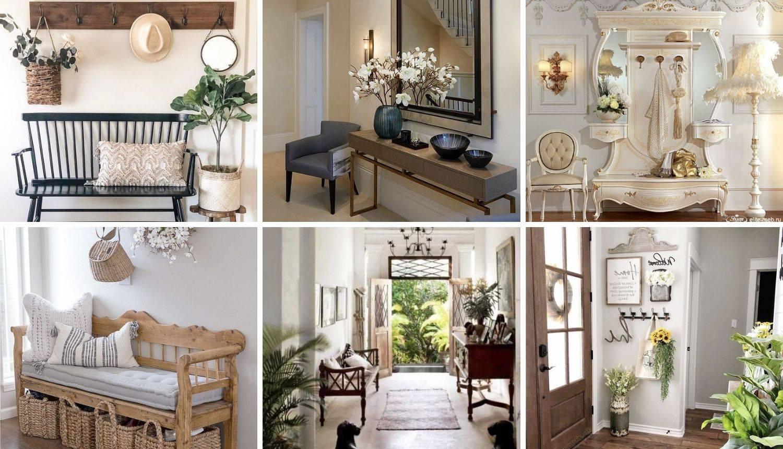 20 ideja kako urediti hodnik - najčešće zapostavljani dio doma