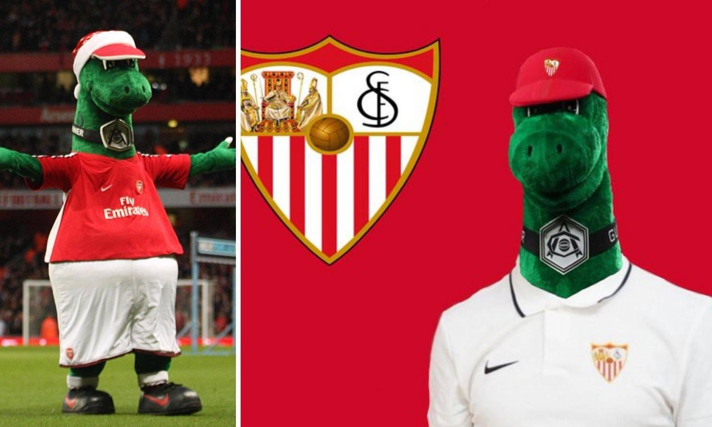 Najluđa priča prijelaznog roka: Arsenal otpustio maskotu nakon 27 godina pa je 'dovela' Sevilla