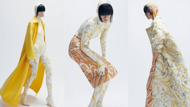 Pucci na scenu vraća slavni stil u znaku efektnih motiva i boja