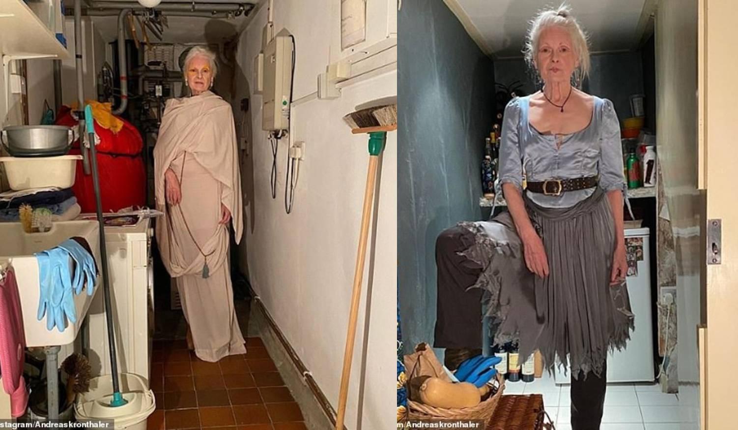 Vivienne Westwood pokazala je svoj dom: Naizgled vrlo običan interijer krasi kreativni kaos