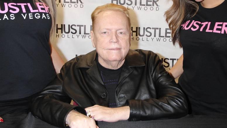 Umro Larry Flynt, kralj porno industrije i osnivač Hustlera