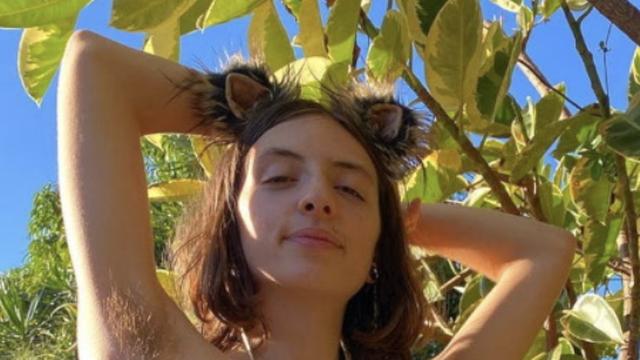 Ona voli dlakavo: Macey (19) se ne depilira već četiri godine