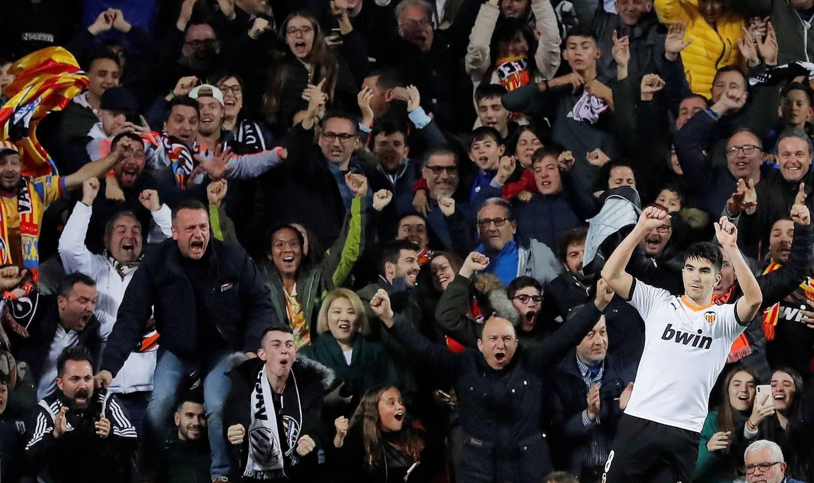 La Liga Santander - Valencia v Real Madrid