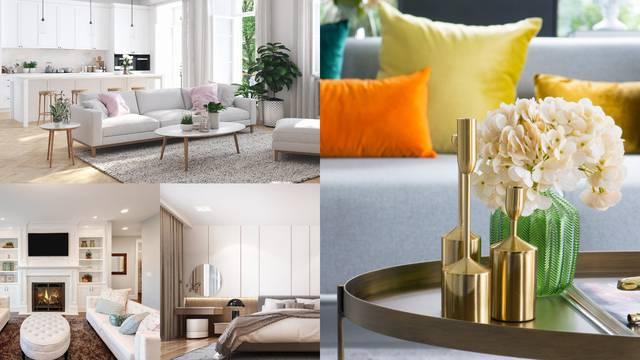 Vodič za preuređenje doma: Kod uređenja interijera slijedite pravilo - funkcija, a onda dizajn