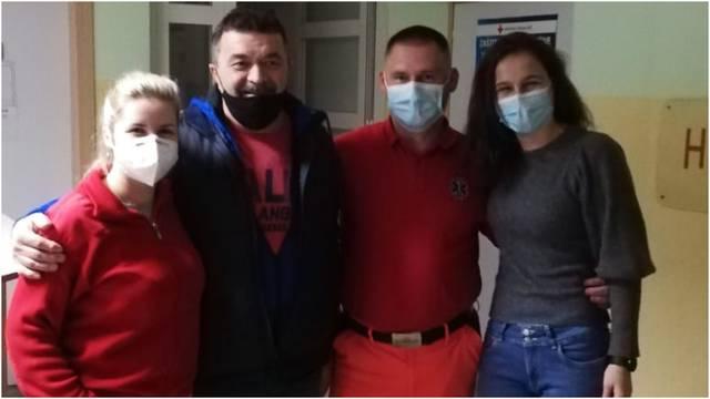 Junaci iz Hitne nakon pola sata kliničke smrti vratili ga u život: 'Nigdar joj ne bum pozabil glas'
