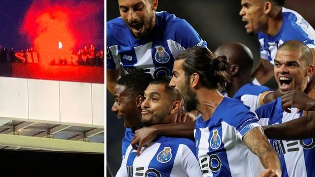 Treba se snaći: Navijači Porta sa krova Dragãa gledali utakmicu koju je golom odlučio - Corona