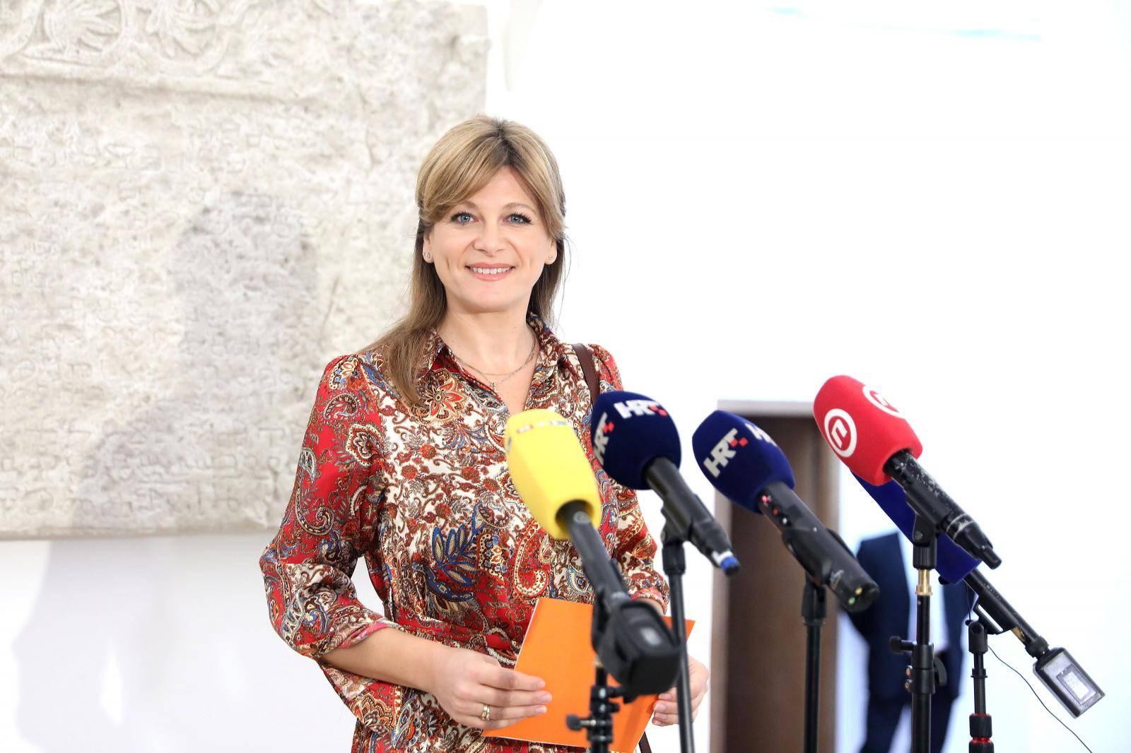 Zagreb: Karolina Vidović Krišto komentirala svoje isključenje sa sjednica