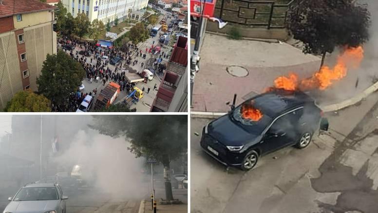 U sukobu na Kosovu najmanje 6 ozlijeđenih, osmero je uhićenih: 'Ne nasjedajte na provokacije...'