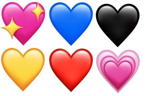Evo što doista popularni emojii sa srcima znače - tugu, sreću...