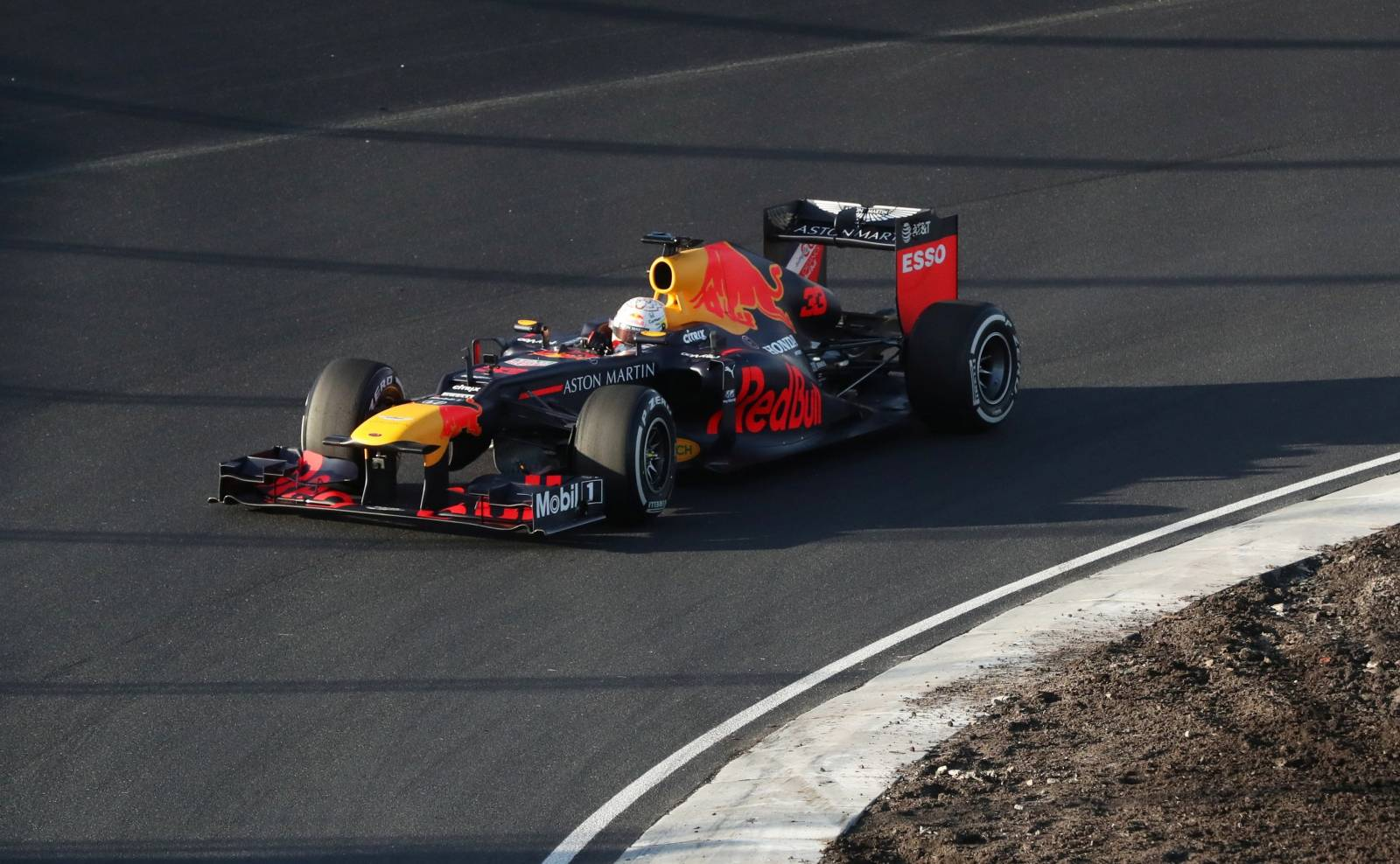 Max Verstappen to set first lap time on revamped Zandvoort Circuit