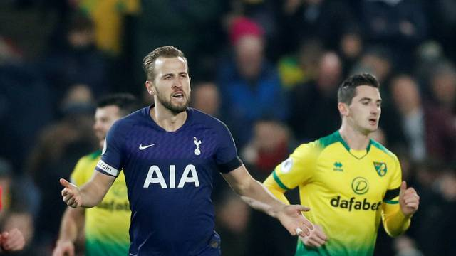Premier League - Norwich City v Tottenham Hotspur