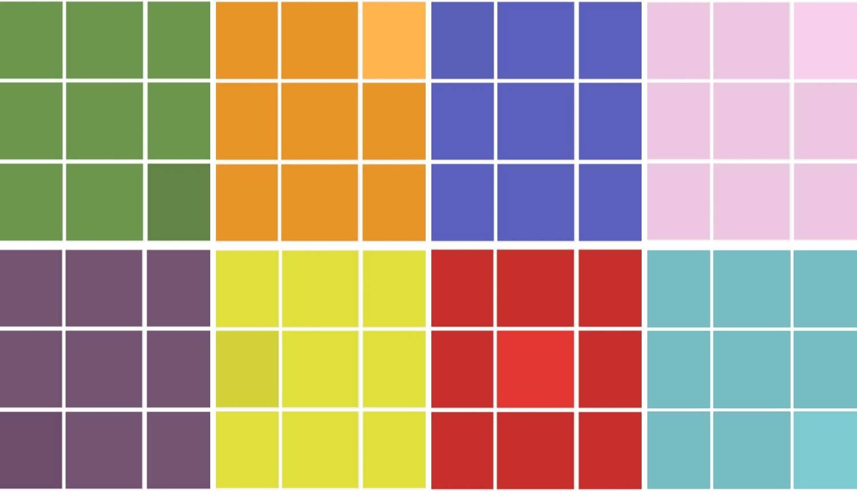 Razlikujete li dobro boje: Koja nijansa je drugačija od ostalih?