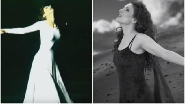 Doris objavila spot nakon deset godina: 'Ista Marija Magdalena'