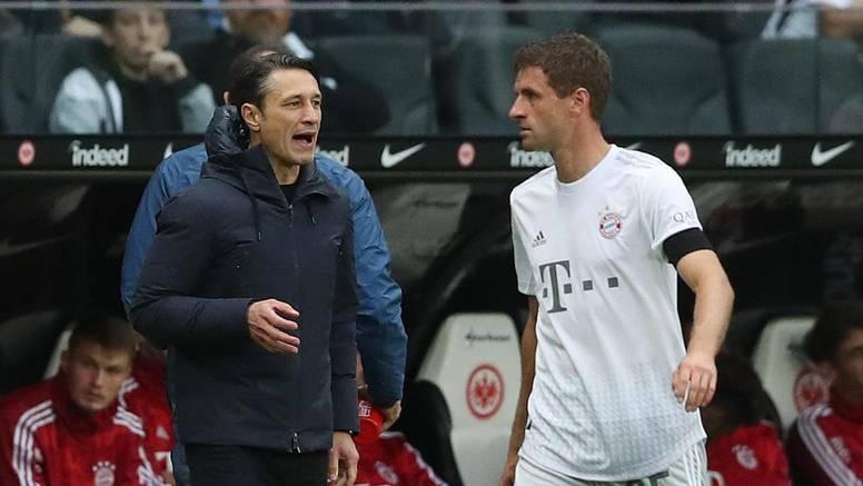 Müller: Kovač je kao žena koja vas pošalje u šoping bez uputa