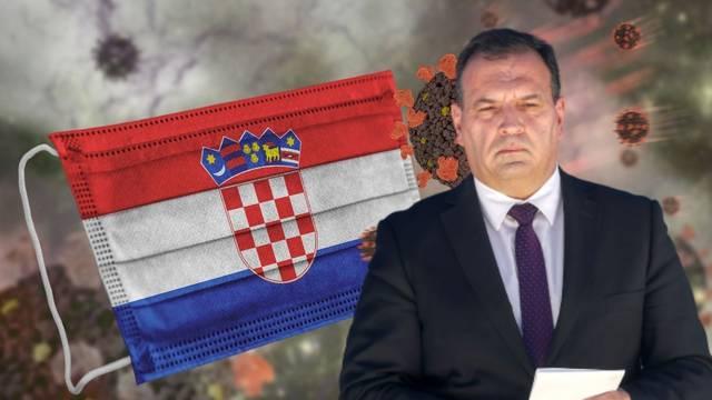 Neslužbeno: U Hrvatskoj 1394 novooboljelih od koronavirusa