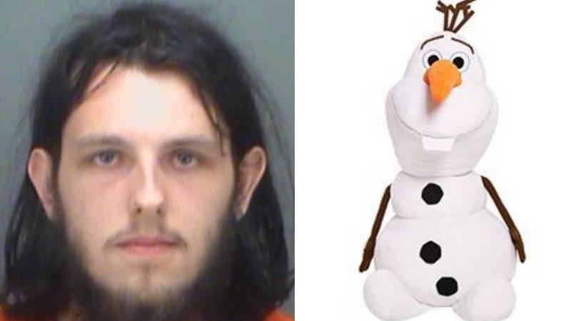 Uhitili ga  jer je silovao plišane igračke: 'Htio sam ih nahraniti'