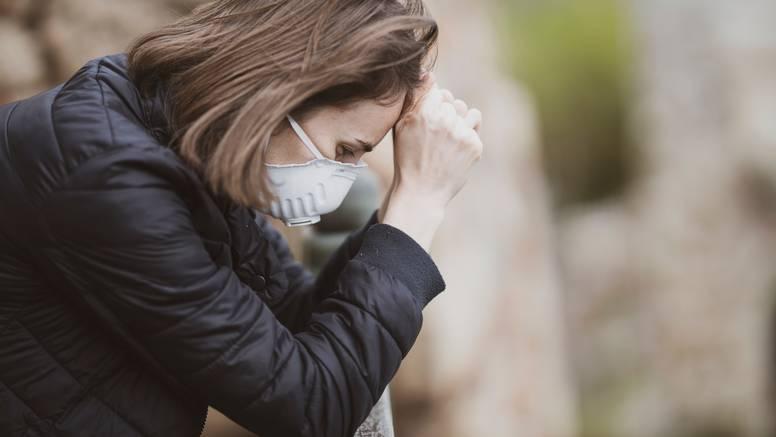 Misle da korona virus utječe i na mozak te uzrokuje napadaje
