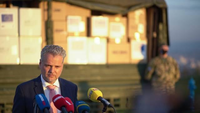 Banja Luka: Delegacija EU u Bih uručila medicinsku opremu Institutu za javno zdravstvo RS