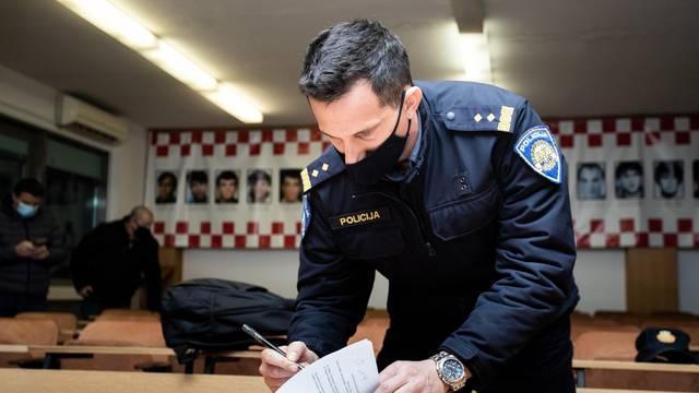 Split: Izricanje presude policijskom načelniku optuženom za seksualno uznemiravanje