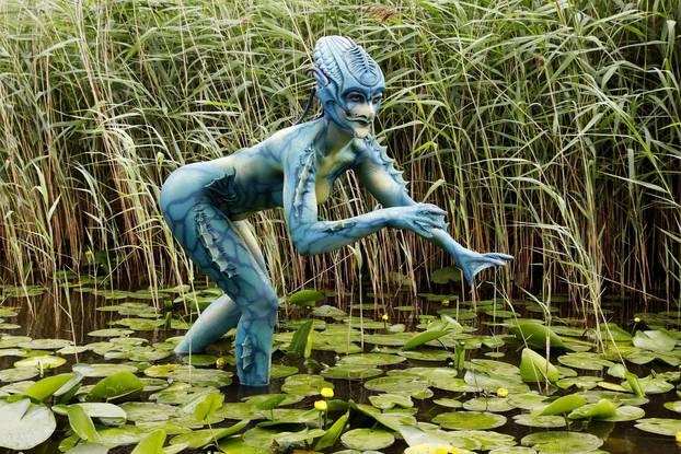 See-Kreatur / Sea Creature