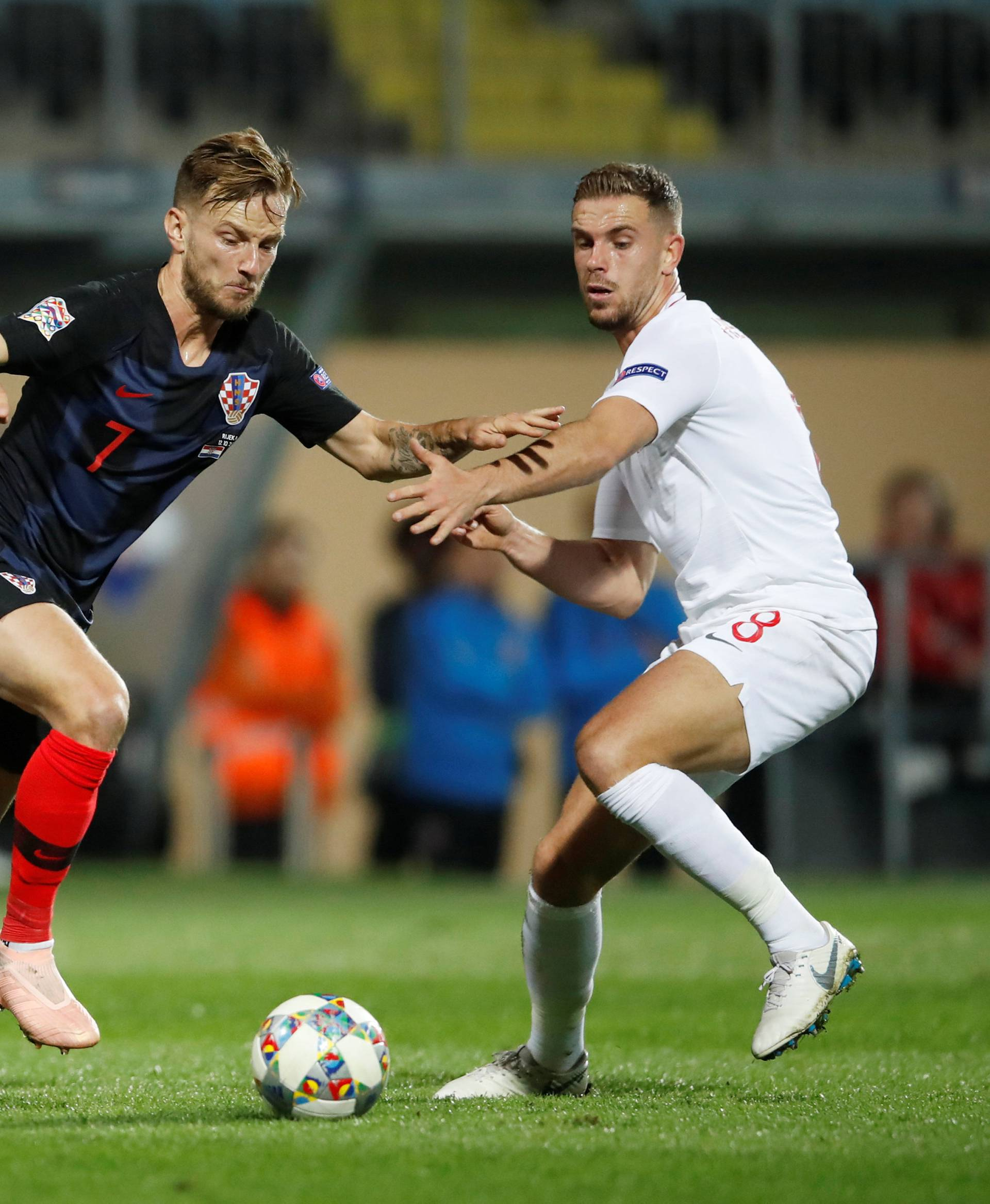 UEFA Nations League - League A - Group 4 - Croatia v England