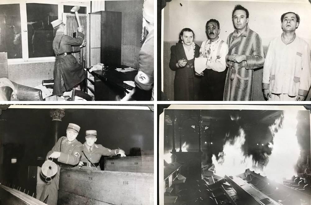 Strava Kristalne noći: Objavili mučne snimke progona Židova