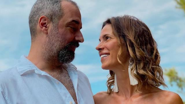Bojana i Enes slave godišnjicu: Oduševili romantičnom fotkom