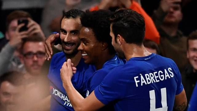 Champions League - Chelsea vs Qarabag FK