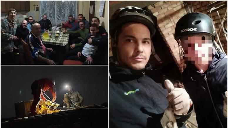 Mario Valentić u Petrinji je uz obitelj: 'Hvala vam, dobro smo'
