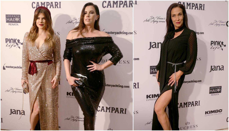 Ivana Banfić 'izbacila' nogu na reviji, a Celzijus se 'zakopčala'